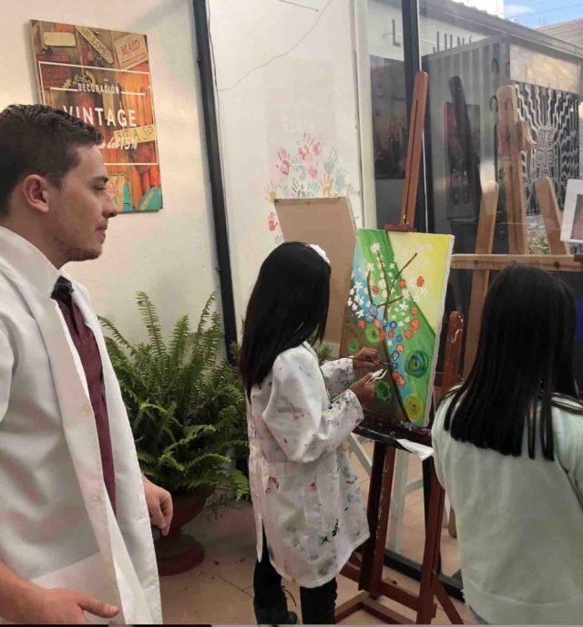 Pintura Para Jóvenes