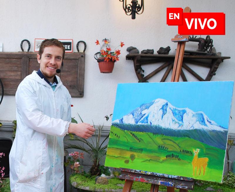profesor de dibujo online pintura