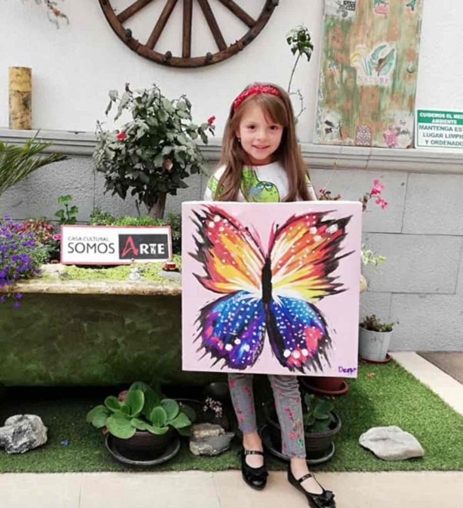 clases de pintura y dibujo para niños